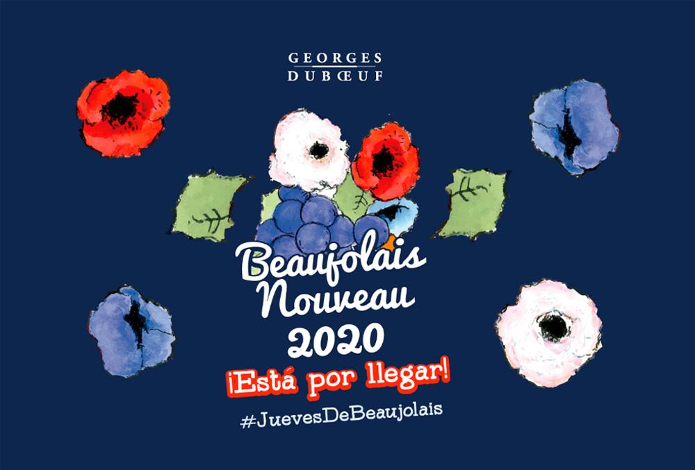 ¡¡El Beaujolais Nouveau se aproxima!!