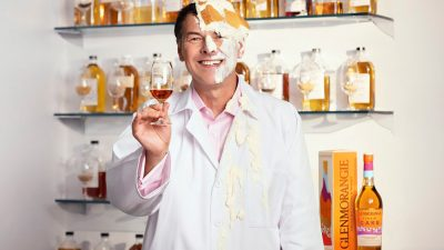 El whisky con sabor a pastel de Glenmorangie