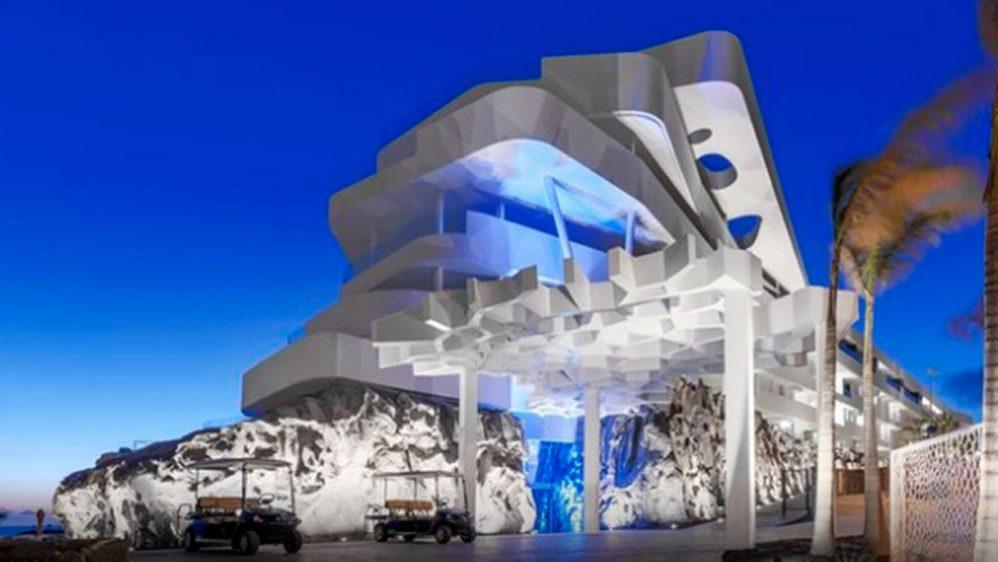 Este es el mejor hotel de lujo en Arquitectura y Diseño 2020
