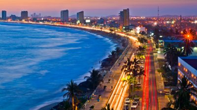 Mazatlán es reconocido como Mejor Destino de México y Centroamérica