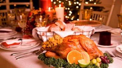 Cenas deliciosas para Thanksgiving
