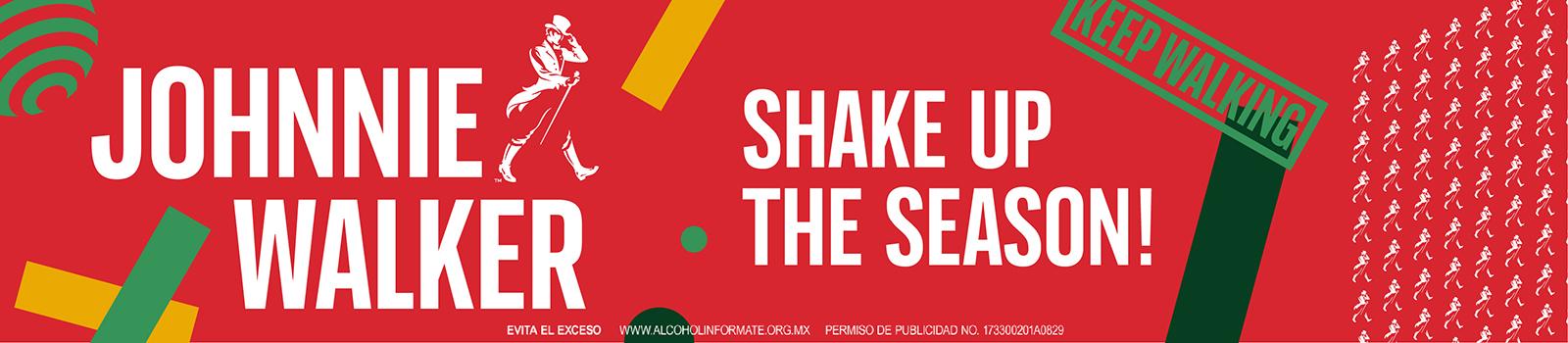 Shake up the season