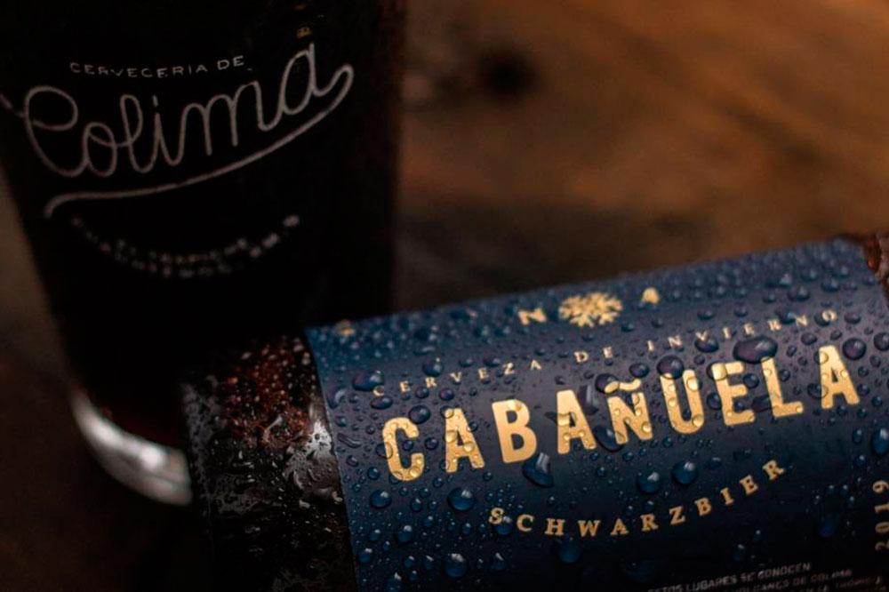 Cabañuela, un clásico navideño de Cervecería Colima
