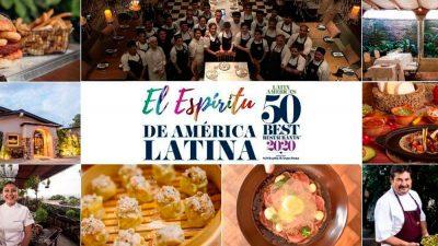"Estos seis restaurantes nos representarán en ""El espíritu de América Latina"""