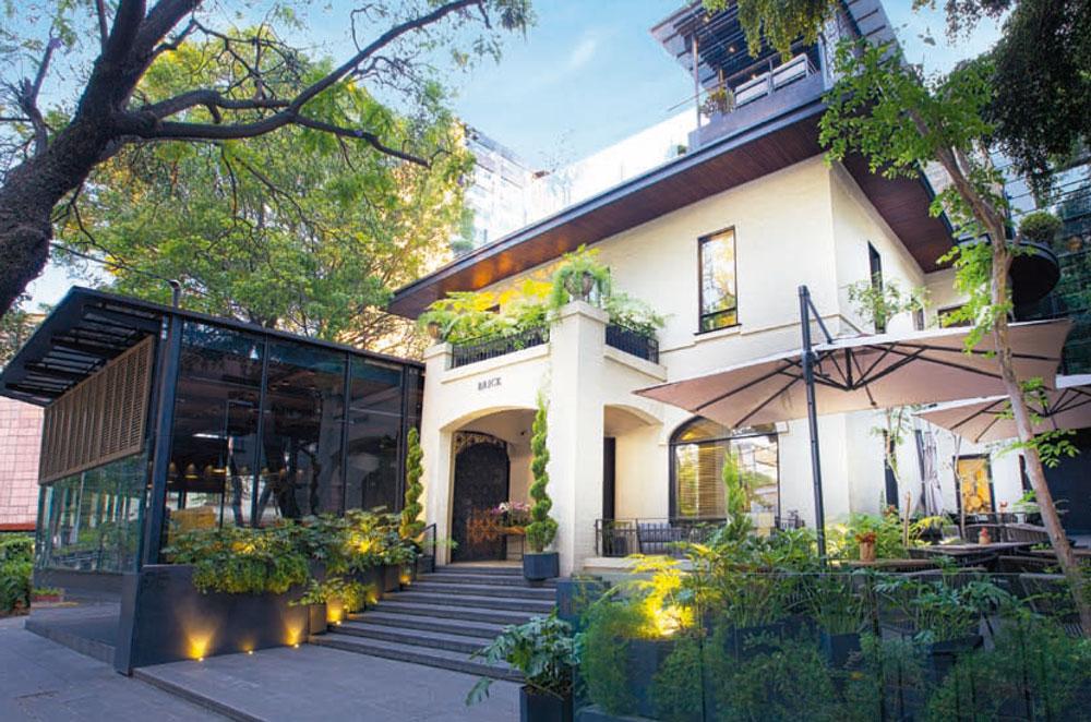 Hotel Brick Mexico City, el consentido de la Roma