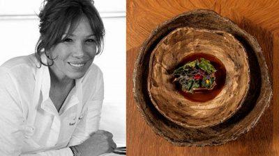 Leonor Espinosa, elegida la Estrella Damm Chefs' Choice 2020