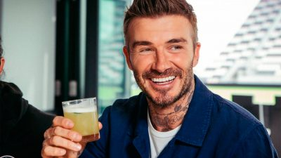 David Beckham apadrina Haig Club Clubman – Bradley Theodore Limited Edition, su whisky favorito