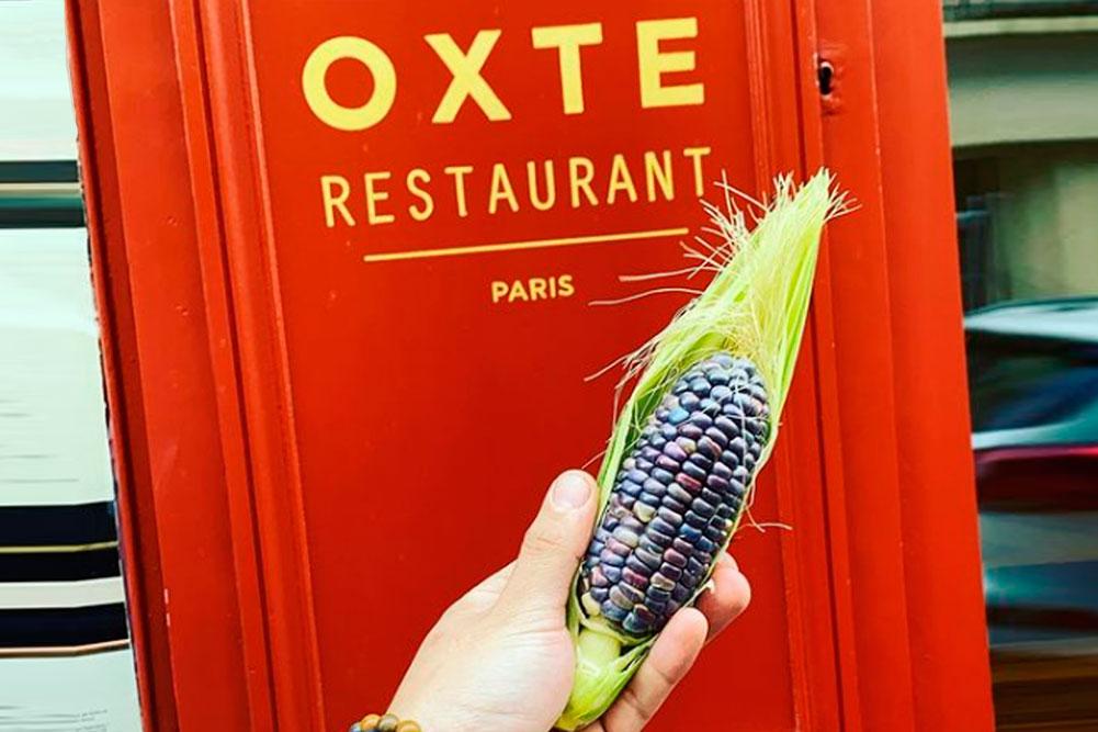 Oxte y el chef mexicano Enrique Casarrubias reciben una estrella Michelin