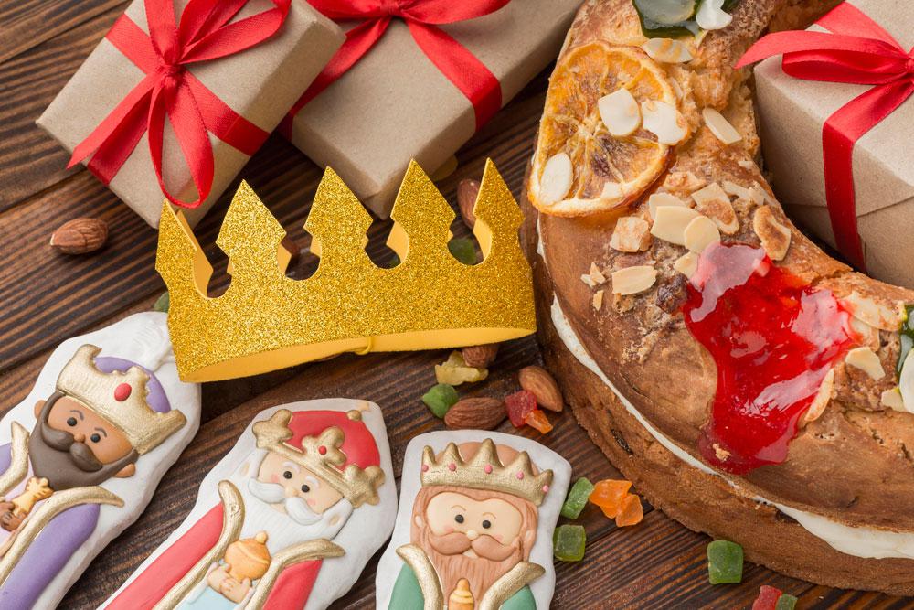Estas son las mejores Roscas de Reyes