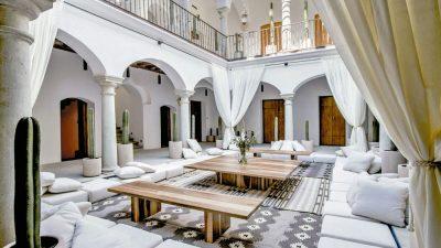 Hotel Sin Nombre, de Oaxaca para el mundo (y de regreso)