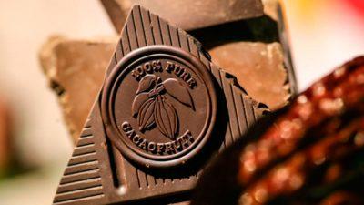 WholeFruit, el primer chocolate en aprovechar el 100% del fruto del cacao