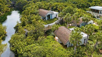 Andaz Mayakoba, un santuario de bienestar
