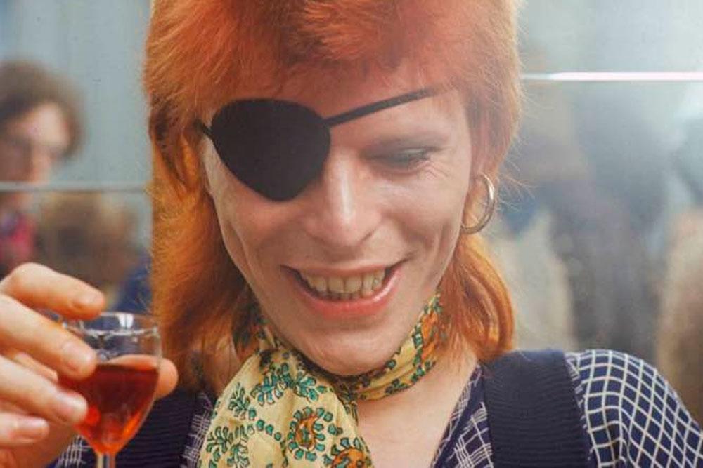 Cocteles inspirados en David Bowie