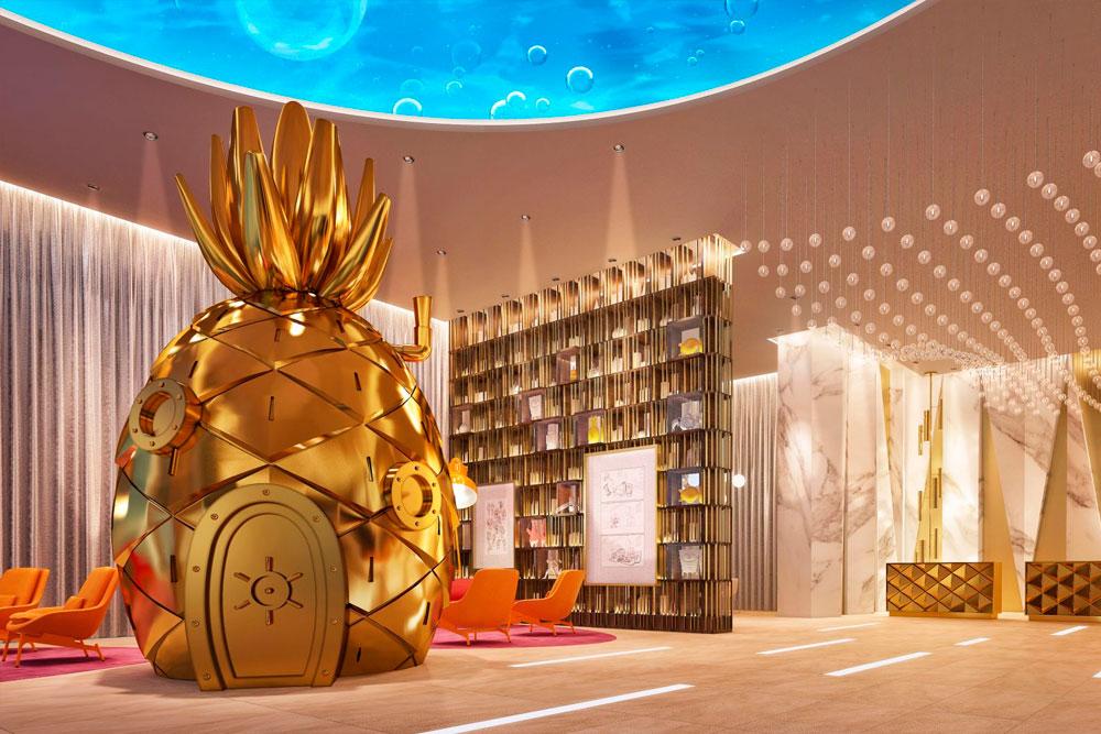 Un vistazo al Nickelodeon Hotels & Resorts Riviera Maya