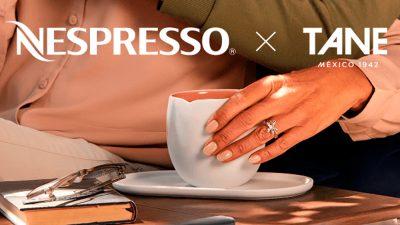 Nespresso y Tane tienen una joya para mamá