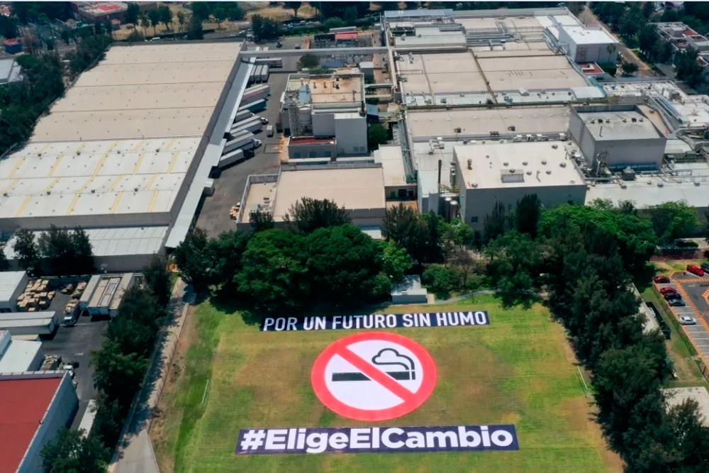Por el Día Mundial sin Tabaco, Philip Morris México detendrá la producción de 35 millones de cigarros.