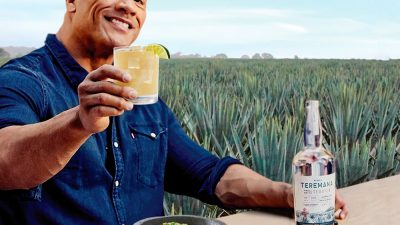 """""""The Rock"""" te invita el guacamole si comes en restaurantes locales"""