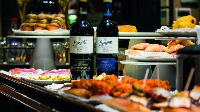 Beronia, un vino nacido entre amigos, para ser disfrutado entre amigos 🍷