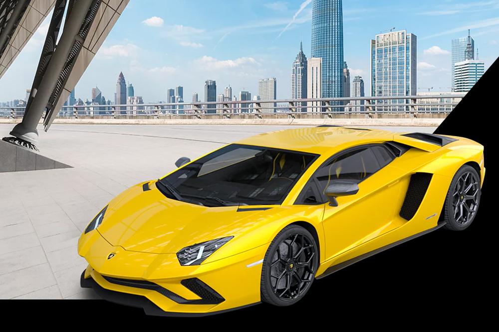Lamborghini prepara su primer vehículo eléctrico