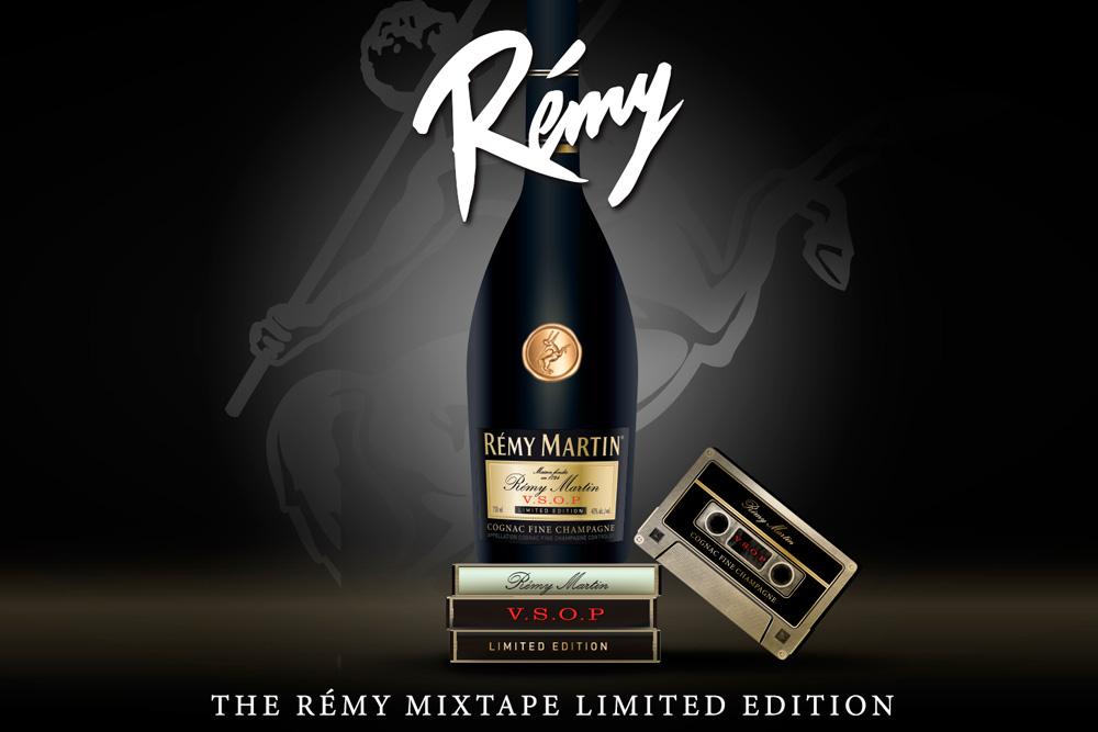 Dale Rec a los mejores momentos con Rémy Martin VSOP Heritage Mixtape