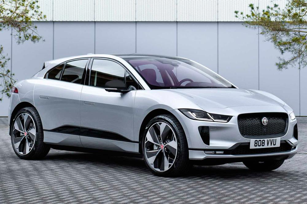 Las razones que convirtieron al Jaguar I-PACE el New Car of the Year Award 2021