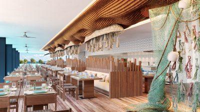 Hotel Xcaret Arte, el nuevo epicentro gastronómico y artístico del Caribe 🌊