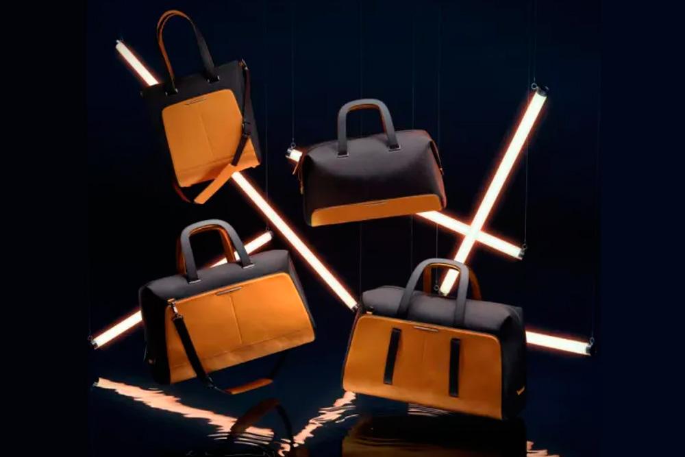 Rolls-Royce presenta su colección de equipaje Black Badge Escapism