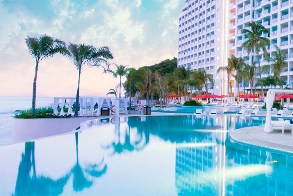 Todo listo para el Hilton Vallarta Riviera All-Inclusive Resort