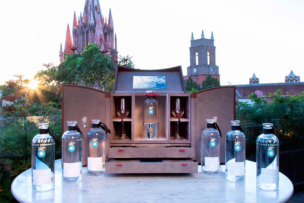 Tane x Casa Dragones, honrando la tradición y el lujo mexicano contemporáneo