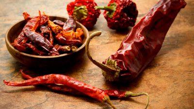 Chilli, xilli, tzilli: chiles mexicanos