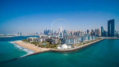 Dubai presenta la Ain Dubai, la noria turística más alta del mundo