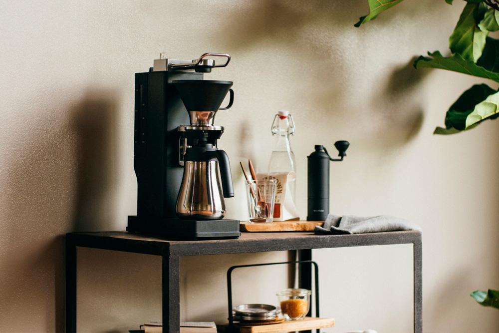 The Brew, la nueva cafetera de Balmuda