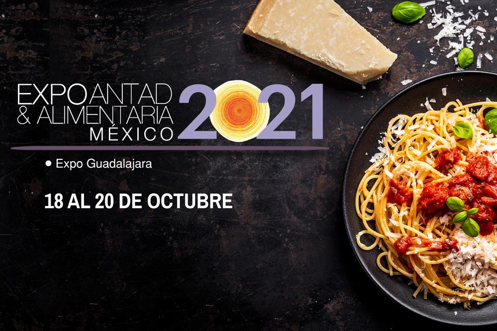Visita Expo ANTAD & Alimentaria 2021 en Guadalajara